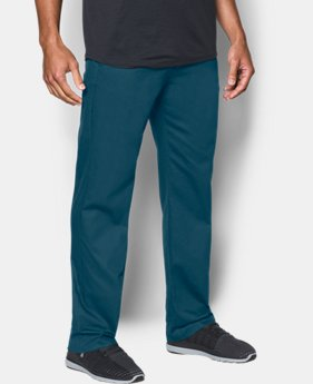 Men's UA Performance Chino — Straight Leg  4 Colors $53.99