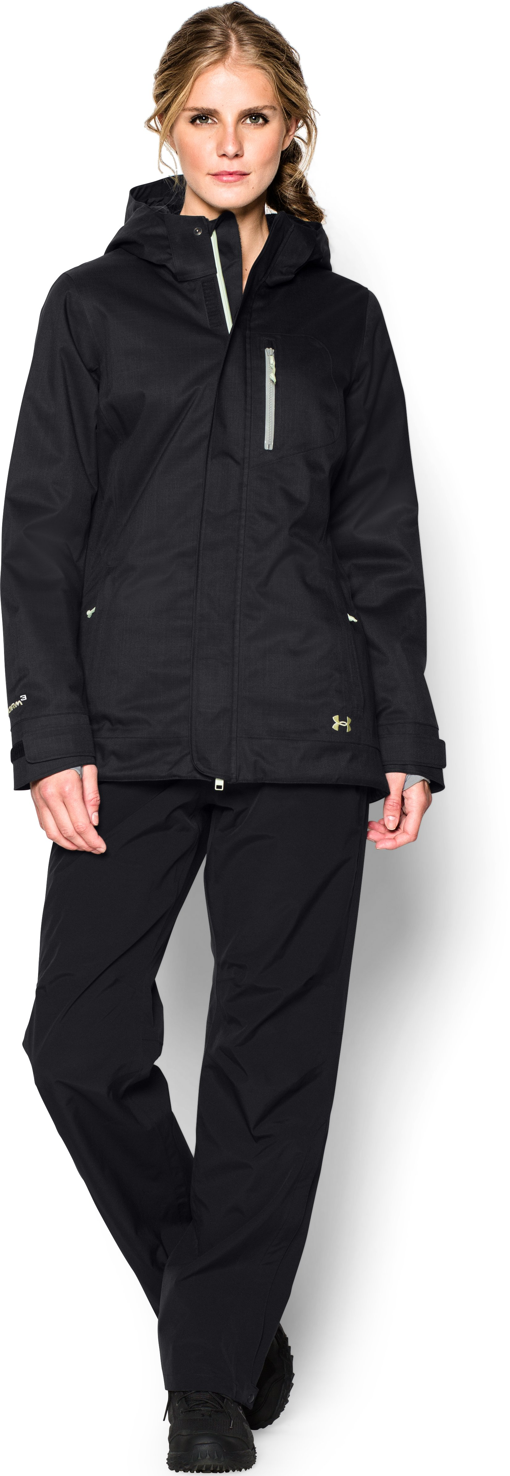 Women's UA ColdGear® Infrared Sienna 3-In-1 Jacket | Under Armour US