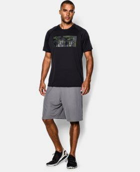 Men's UA Tech™ Night Vision T-Shirt
