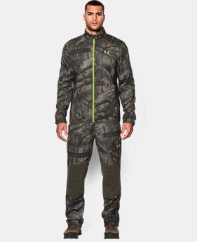 Men's UA ColdGear® Infrared Scent Control Jacket  1 Color $71.99