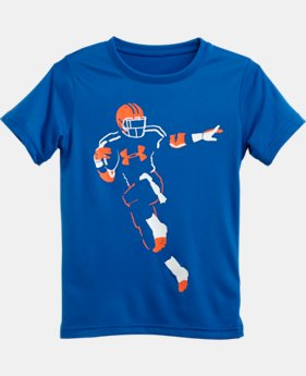 Boys' Infant UA Full Back T-Shirt