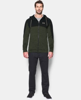 New Arrival  Men's UA Gamut Hoodie LIMITED TIME: FREE SHIPPING 1 Color $114.99