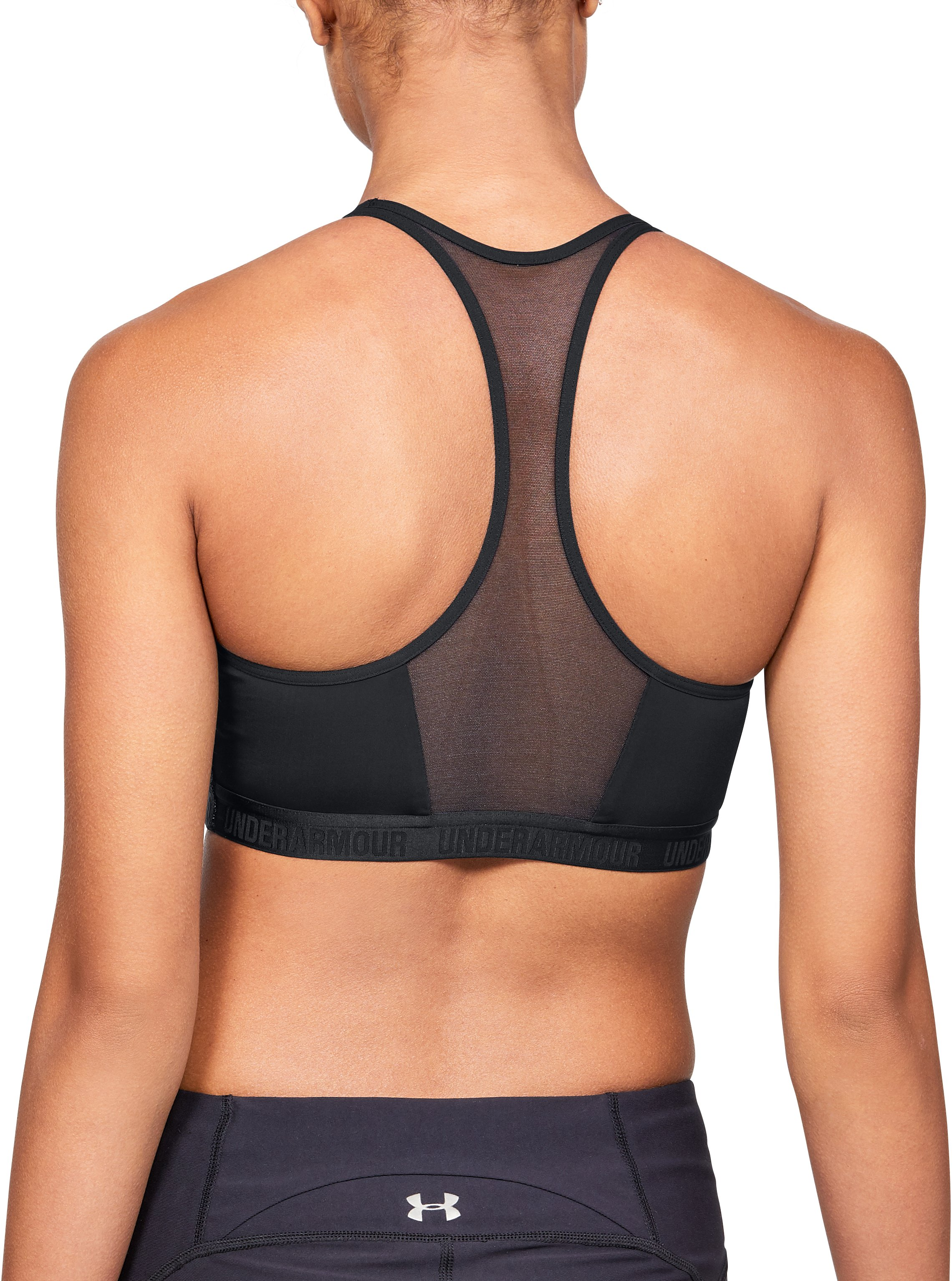 Women's Armour® Breathe, Black ,