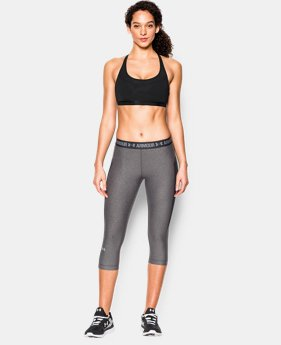 Women's Armour® Breathe Sports Bra  4 Colors $39.99