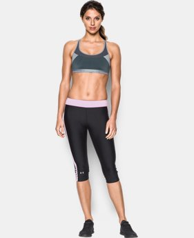 Women's Armour® Breathe Sports Bra LIMITED TIME: FREE SHIPPING 1 Color $39.99