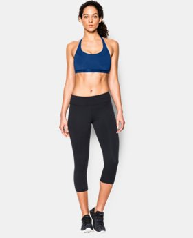 New to Outlet Women's Armour® Breathe Sports Bra  5 Colors $26.99