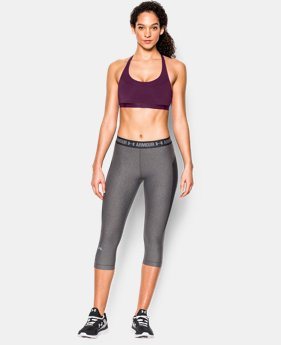 Women's Armour® Breathe Sports Bra  8 Colors $17.99 to $39.99
