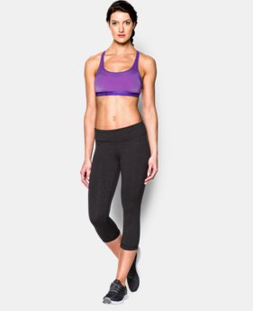 New to Outlet Women's Armour® Breathe Sports Bra  2 Colors $26.99