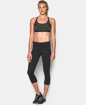 New to Outlet Women's Armour® Breathe Sports Bra EXTRA 25% OFF ALREADY INCLUDED 1 Color $20.24 to $24.49