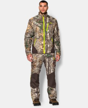 Men's UA Storm Scent Control Barrier Jacket  1 Color $98.99