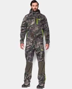 Men's UA Storm ColdGear® Infrared Softershell Anorak  2 Colors $149.99