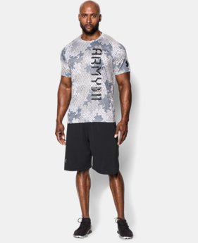 Men's UA Army Of 11 Camo T-Shirt LIMITED TIME: FREE U.S. SHIPPING 1 Color $20.99