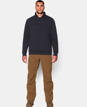 Men's UA Storm Tactical Job Fleece Crew