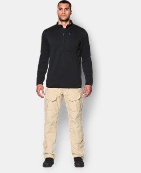Best Seller  Men's UA Storm TAC ¼ Zip   $94.99