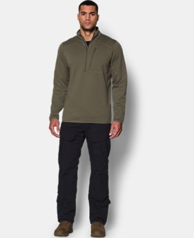 Best Seller  Men's UA Storm TAC ¼ Zip  3 Colors $94.99