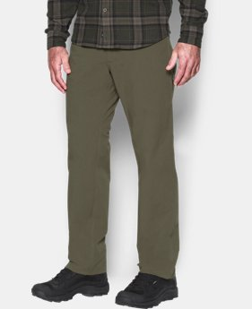 Best Seller Men's UA Storm Covert Tactical Pants  1  Color Available $79.99