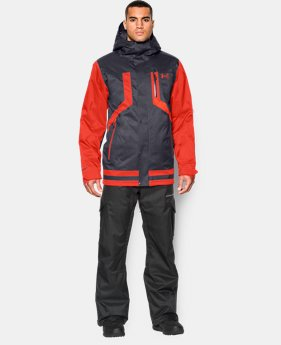 Men's UA Storm ColdGear® Infrared Fractle Jacket  1 Color $187.99