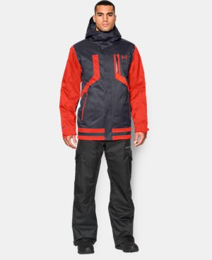 Men's UA Storm ColdGear® Infrared Fractle Jacket LIMITED TIME: FREE U.S. SHIPPING  $187.99