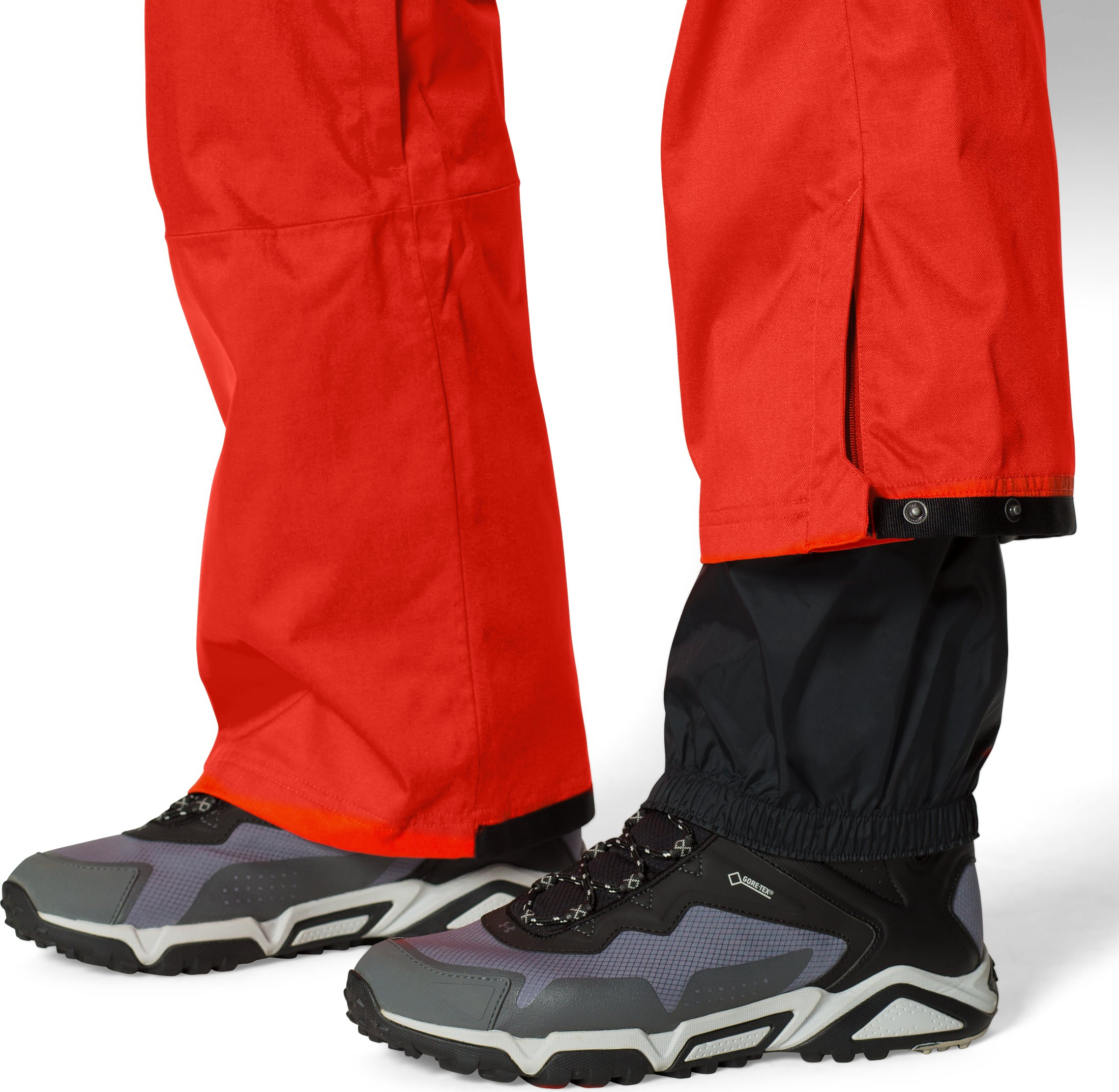 Men's UA Storm ColdGear® Infrared Snocone Pants, Fuego, undefined