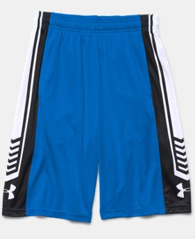 Boys' UA Disrupter Shorts