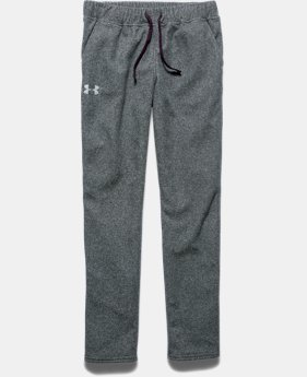 Girls' UA ColdGear® Infrared Fleece Pants