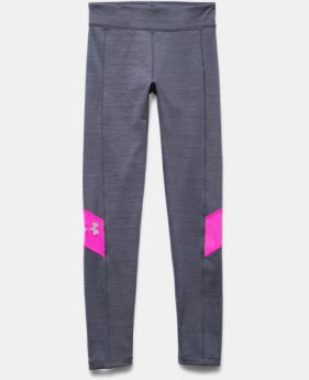 Girls' UA ColdGear® Legging