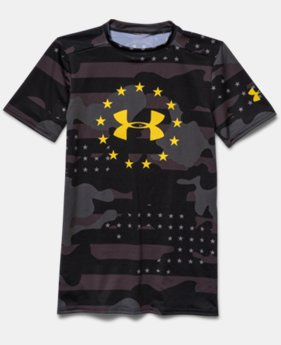Boys' Under Armour® Alter Ego Freedom Fitted Shirt