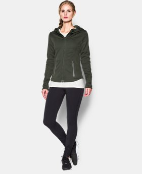 Women's UA Storm Wind Full Zip LIMITED TIME: FREE SHIPPING 1 Color $95.99