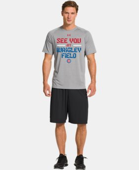Men's Chicago Cubs UA Tech™ T-Shirt  1 Color $26.99