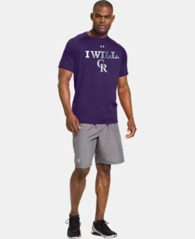 Men's Colorado Rockies UA Tech™ T-Shirt LIMITED TIME: FREE U.S. SHIPPING 1 Color $26.99