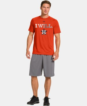 Men's Houston Astros UA Tech™ T-Shirt LIMITED TIME: FREE U.S. SHIPPING  $26.99