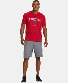 Men's Los Angeles Angels UA Tech™ T-Shirt LIMITED TIME: FREE U.S. SHIPPING 1 Color $26.99