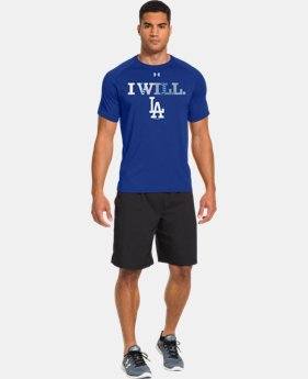 Men's Los Angeles Dodgers UA Tech™ T-Shirt LIMITED TIME: FREE U.S. SHIPPING 1 Color $26.99