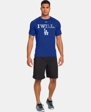 Men's Los Angeles Dodgers UA Tech™ T-Shirt LIMITED TIME: FREE U.S. SHIPPING  $26.99