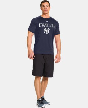 Men's New York Yankees UA Tech™ T-Shirt  1 Color $26.99