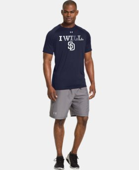 Men's San Diego Padres UA Tech™ T-Shirt  1 Color $26.99