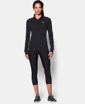 Women's UA Tech™ 1/2 Zip  1 Color $37.99 to $49.99
