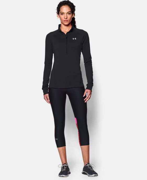 Women's UA Tech™ 1/2 Zip  2 Colors $44.99