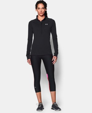 New Arrival  Women's UA Tech™ 1/4 Zip LIMITED TIME: FREE SHIPPING 4 Colors $49.99