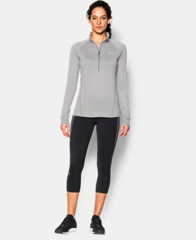 Women's UA Tech™ ¼ Zip  1 Color $33.99