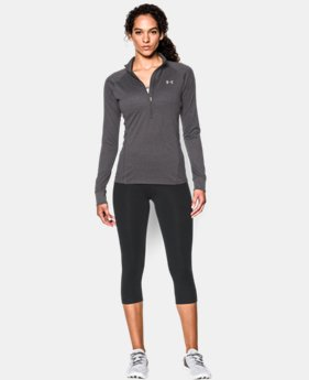 Women's UA Tech™ 1/2 Zip LIMITED TIME: FREE SHIPPING 2 Colors $37.99 to $49.99