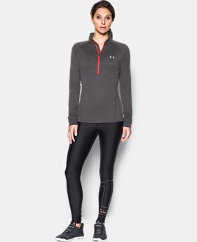 Women's UA Tech™ ¼ Zip  3 Colors $44.99