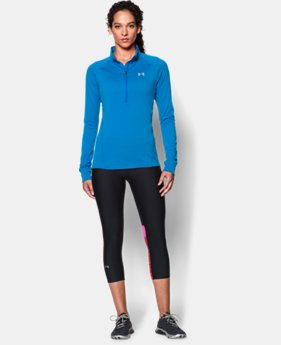 Women's UA Tech™ 1/2 Zip LIMITED TIME: FREE SHIPPING 1 Color $37.99 to $49.99