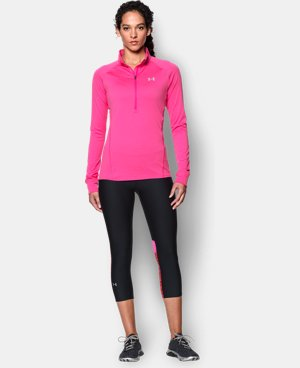 Women's UA Tech™ 1/4 Zip LIMITED TIME: FREE U.S. SHIPPING 1 Color $33.99