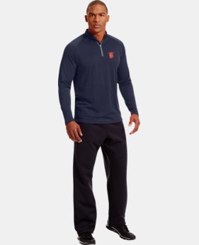 Men's Detroit Tigers UA Tech™ ¼ Zip LIMITED TIME: FREE U.S. SHIPPING 1 Color $41.99