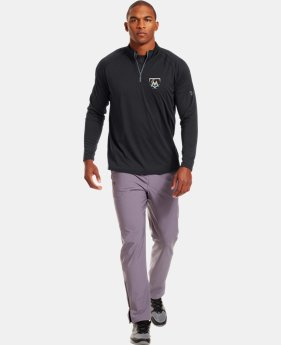 Men's Miami Marlins UA Tech™ ¼ Zip LIMITED TIME: FREE U.S. SHIPPING 1 Color $41.99