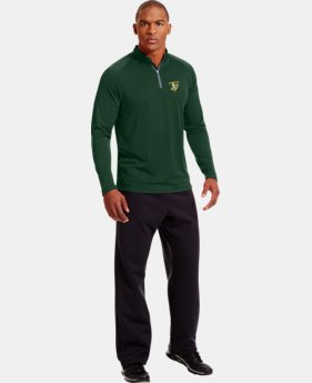 Men's Oakland Athletics UA Tech™ ¼ Zip  1 Color $41.99