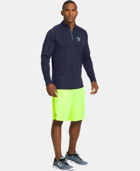 Men's Tampa Bay Rays UA Tech™ ¼ Zip LIMITED TIME: FREE U.S. SHIPPING 1 Color $41.99