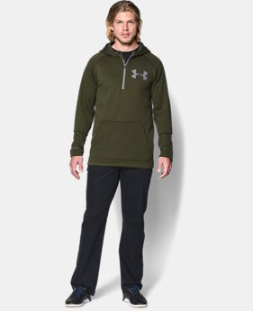 Men's UA Storm ColdGear® Infrared Beacon Anorak  2 Colors $47.99 to $59.99