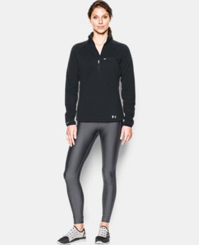 Women's UA Wintersweet 1/2 Zip  1 Color $89.99